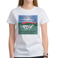 ACES Reunion 2012 Women's T-Shirt