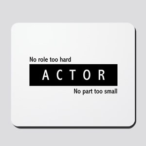 Actor Mousepad