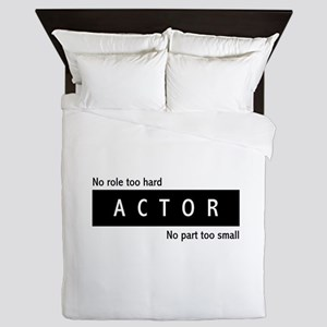 Actor Queen Duvet