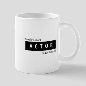 Actor Mug