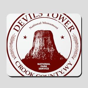 Devils Tower Mousepad