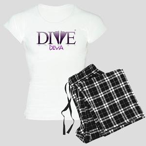 DD Fins Women's Light Pajamas