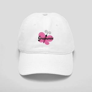 Grammie Grandma Butterfly Cap