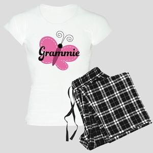 Grammie Grandma Butterfly Women's Light Pajamas