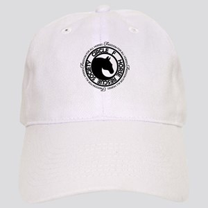 Freedom for All Horses Cap with black logo