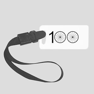 Century Ride Small Luggage Tag