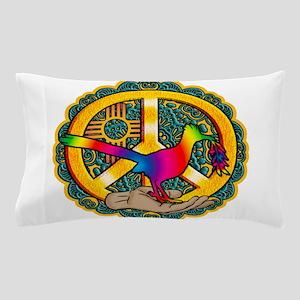 PEACE ROADRUNNER Pillow Case