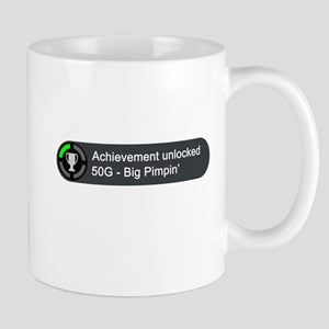 Big Pimpin (Achievement) Mug