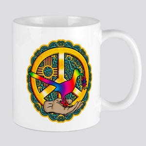 PEACE ROADRUNNER Mugs