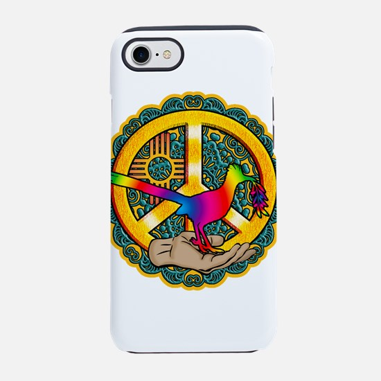 PEACE ROADRUNNER iPhone 7 Tough Case