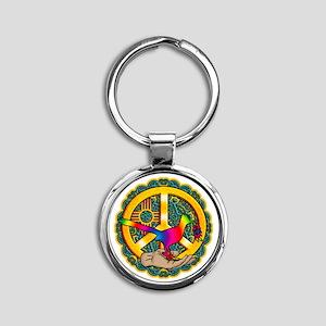 PEACE ROADRUNNER Keychains