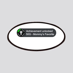 Mommys Favorite (Achievement) Patches