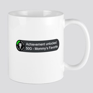 Mommys Favorite (Achievement) Mug
