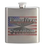 Legalize Freedom Flask
