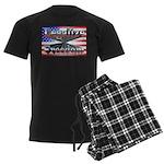 Legalize Freedom Men's Dark Pajamas
