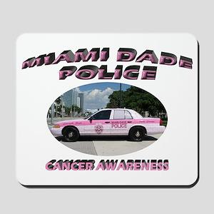 Miami-Dade Police Mousepad