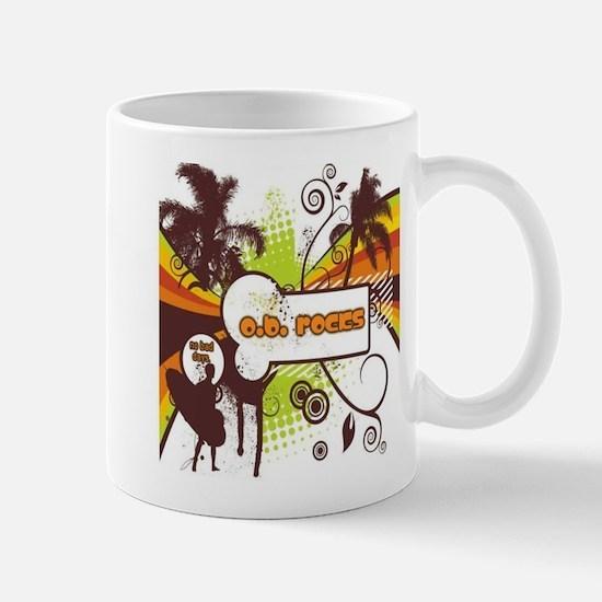OB Rocks - No Bad Days Mug