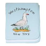 Westhampton baby blanket