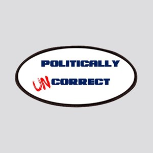 Politically UNcorrect Patches