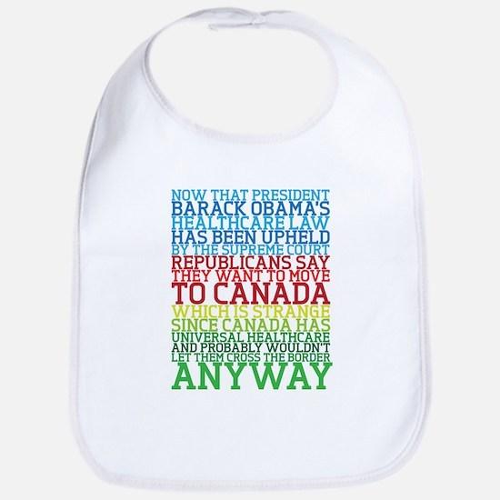 Healthcare and Canada Bib
