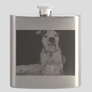 Rosco BlackWhite copy Flask