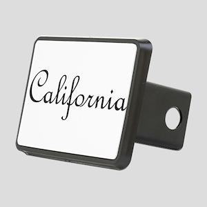 California Rectangular Hitch Cover