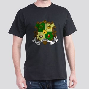 Camp Onondaga Coat of Arms Dark T-Shirt
