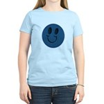 Blue Jeans Smiley Women's Light T-Shirt