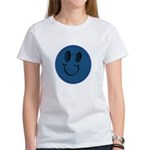 Blue Jeans Smiley Women's T-Shirt