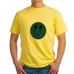Blue Jeans Smiley Yellow T-Shirt