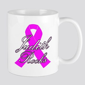 Mrs Judith to be Mug