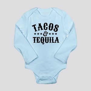 Tacos & Tequila Body Suit