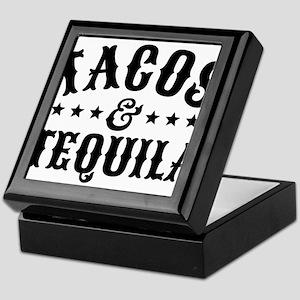 Tacos & Tequila Keepsake Box