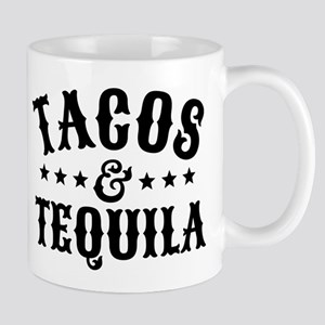 Tacos & Tequila Mugs