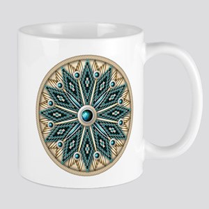 Native American Rosette 08 Mug
