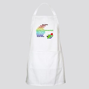 South Africa Goodies BBQ Apron