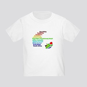 South Africa Goodies Toddler T-Shirt
