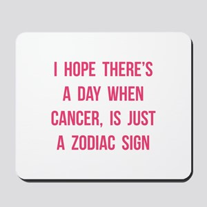 Cancer Hope Mousepad