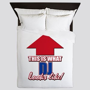 This is what DJ looks like Queen Duvet