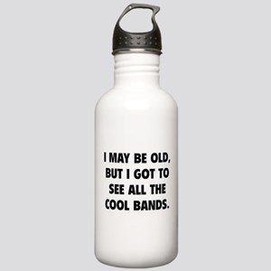 All The Cool Bands Stainless Water Bottle 1.0L