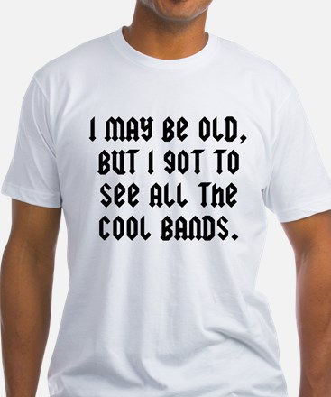 All The Cool Bands Shirt