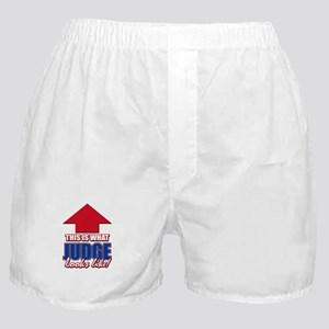 This is what Judge looks like Boxer Shorts