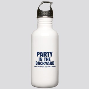Party In The Backyard Stainless Water Bottle 1.0L