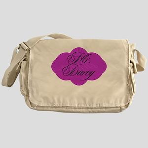 Mr. Darcy Messenger Bag