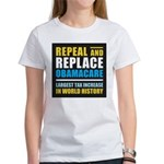 Repeal And Replace Obamacare Women's T-Shirt
