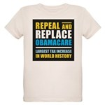 Repeal And Replace Obamacare Organic Kids T-Shirt