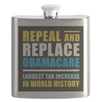 Repeal And Replace Obamacare Flask