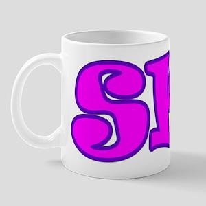 Skater Girl SK8 Mug