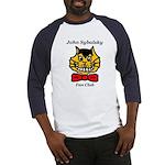"""John Sybalsky Fan CLub"" Baseball Jersey"