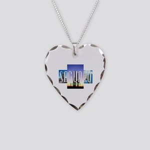 ABH Saguaro Necklace Heart Charm